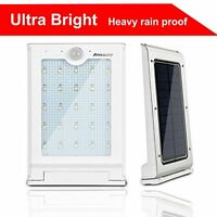 [heavy Rain Proof ] 25 Led Solar Motion Sensor Light Outdoor With Dusk To Dawn D on sale