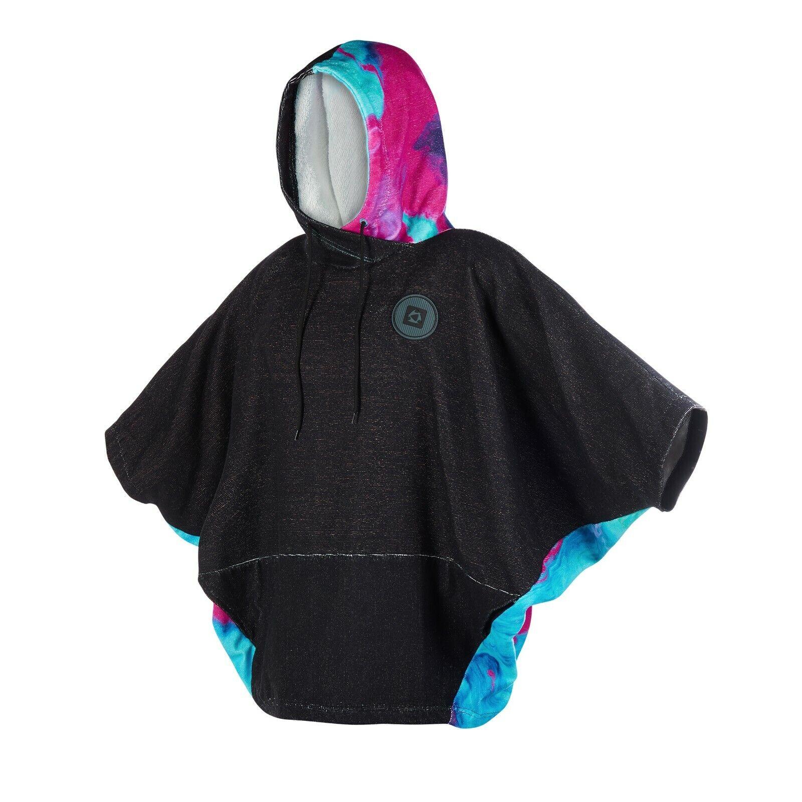 Mystic Mystic Mystic Poncho   Polar   Albornoz Cambiar 2019 - para Dama Aurora 76b5b1