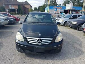 2006 MERCEDEZ BENZ B200 AUTOMATIC GOOD CONDITION SELLING AS IS