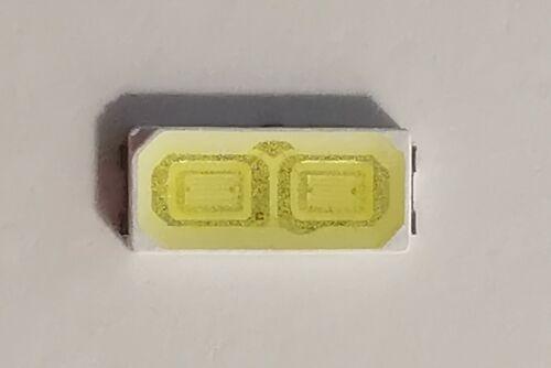 15x LED LG LEWWS73V15CZ00 7030 6V 1W 110LM TV-Backlight Hintergrundbeleuchtung