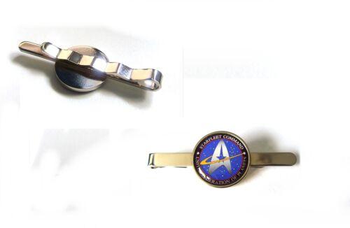 Star Trek Starfleet Command Krawattenklammer Krawatte Griff Stiftleiste Geschenk