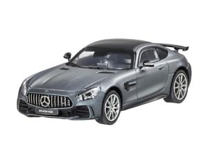 Mercedes-AMG GT R Coupé IN DESIGNO selenit GRIGIO Magno m1:43 PC NOREV S.A
