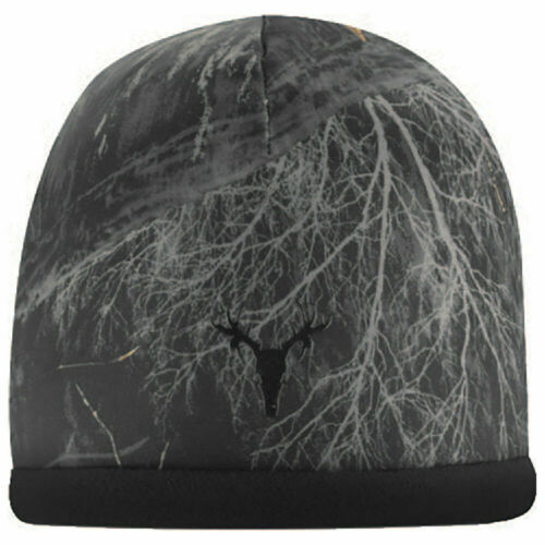 Cap Choose Color NEW HOT SHOT Mustang Camo Hunting Beanie Hat