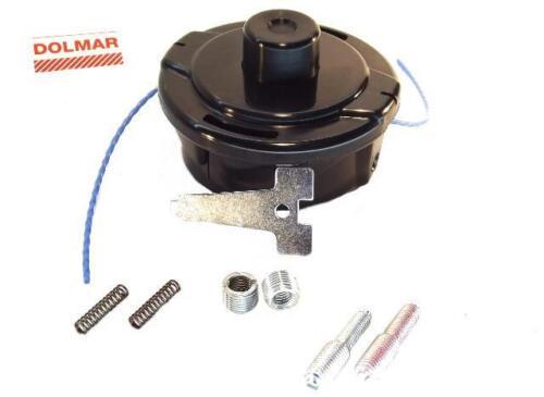 Cabezal de hilo para dolmar ms245 ms-245 MS 245 ms-245.4 Motorsense mähkopf bobina nuevo