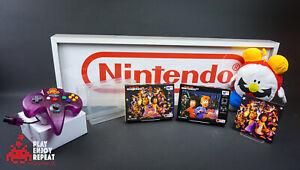 40-Winks-en-Caja-Completo-Pal-Vgc-N64-Nintendo-64-Y-Juego-Pad-Rapido