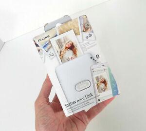 FujiFilm-Instax-Mini-Link-SmartPhone-Printer-ASH-WHITE-BRAND-NEW-FAST-SHIP