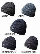 e9a90b0b2e2 item 8 MENS TURN UP MALANGE THINSULATE BEANIE HAT THERMAL 5 COLOURS WINTER  FLEECE LINED -MENS TURN UP MALANGE THINSULATE BEANIE HAT THERMAL 5 COLOURS  WINTER ...