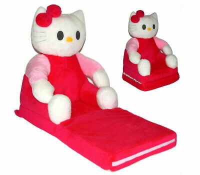 Hello Kitty Kindersessel Couch Minisofa Einzelsofa Kindersofa Sessel NEU