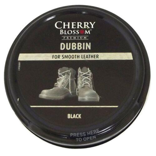 Dubbin 50ml peltro Black in Pellet impermeabilizzante Blossom Cherry 6q5vwxtzW