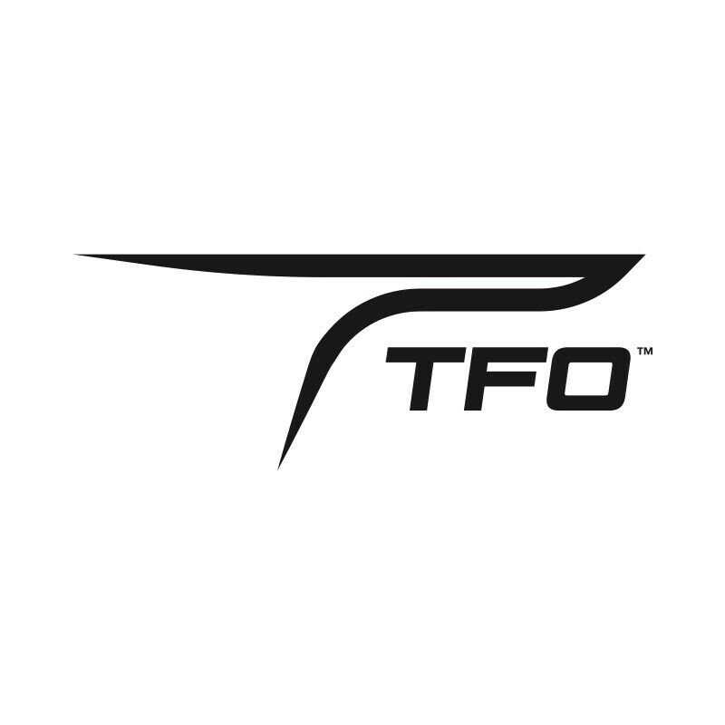 NEW NEW NEW TFO FINESSE TROUT GLASS TF034703FTG 7' 3 4 WEIGHT 3 PIECE FLY ROD + ROD TUBE bd2b3c