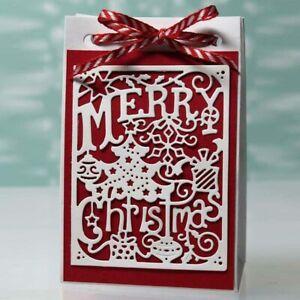gift case box metal cutting dies stencil scrapbook album paper embossing craft M