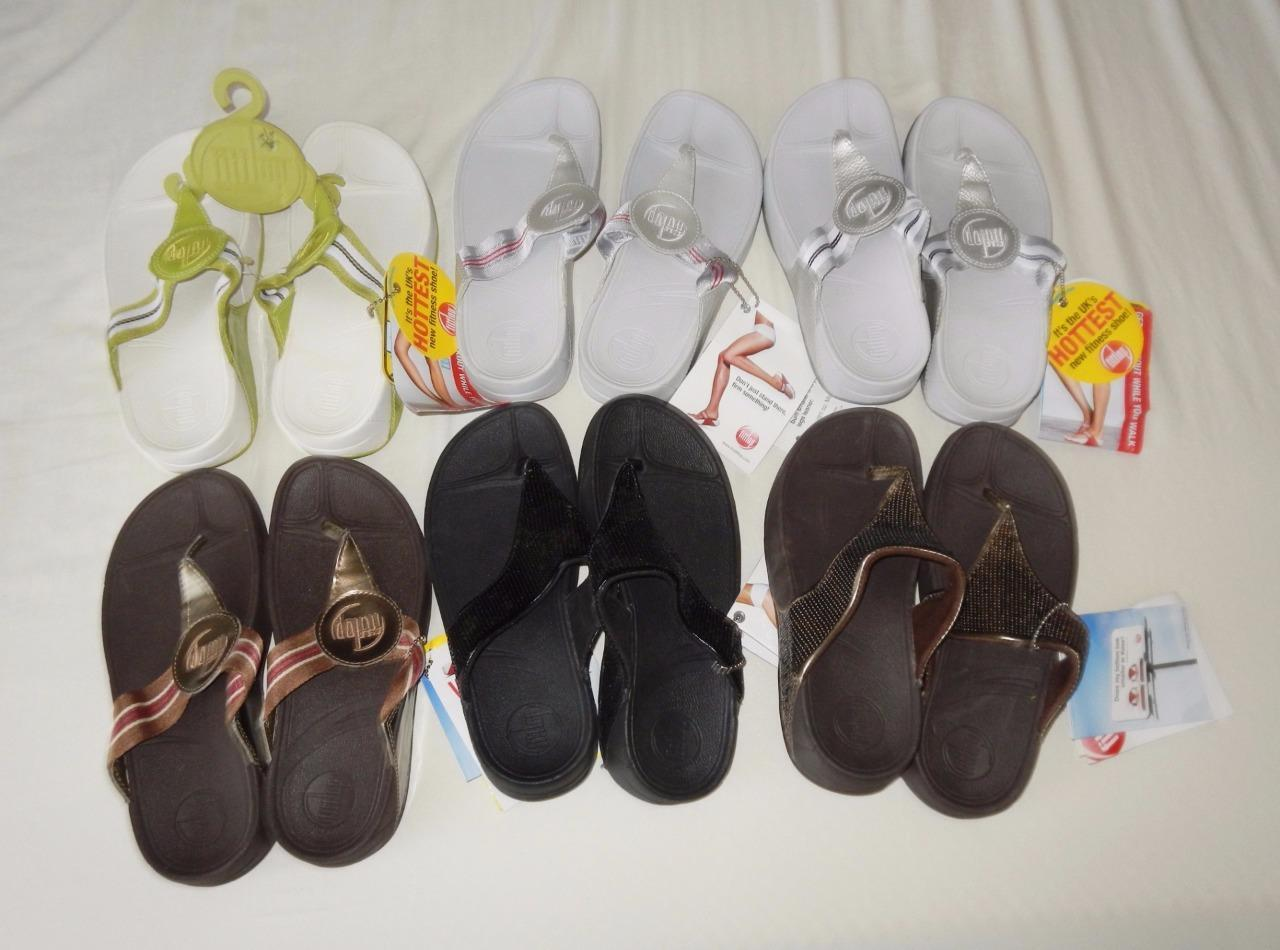 New Women's  Fit Flop  Sandals - Size 7 - Many styles available  - NWT