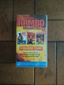 Rambo-The-Trilogy-Collection-VHS-Box-Set-Very-Good-Condition
