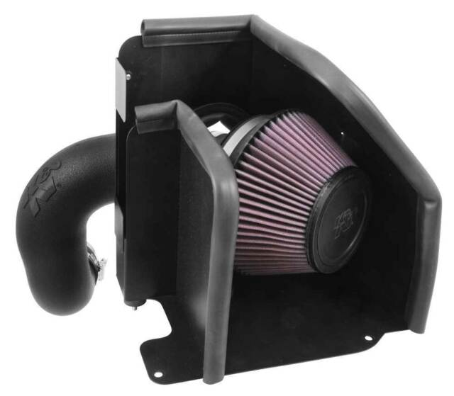 K/&N 63 Series AirCharger Air Intake System fits 13-16 Ford Fusion 2.0L L4 Turbo