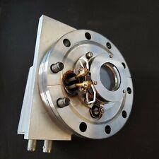 Maldi Tof Mass Spectrometer Detector Uhv 45 Cf High Vacuum