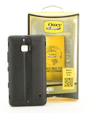 OtterBox Defender RuggedCase w/Holster Clip for Nokia Lumia Icon 929 (Black)