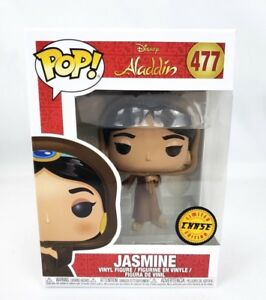 Funko-POP-Disney-Aladdin-Jasmine-in-Disguise-477-LIMITED-CHASE-EDITION-NEW