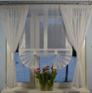 Moderne Gardinen Wohnzimmer Fensterdekoration Weiß Fenster ...