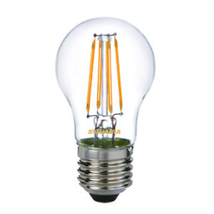 Sylvania-0027248-4W-4-Watt-LED-Filament-Light-Bulb-Golf-Ball-Shape-E27-Cap