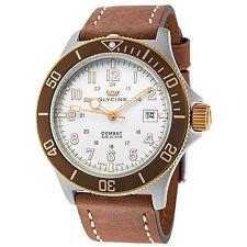 NIB Glycine Combat Sub Automatic Diver Watch,Authorized Dealer,MSRP:$2450,10 Pic