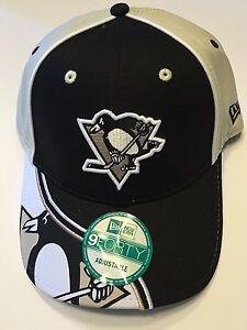 NHL Pittsburgh Penguins Team Color Cap
