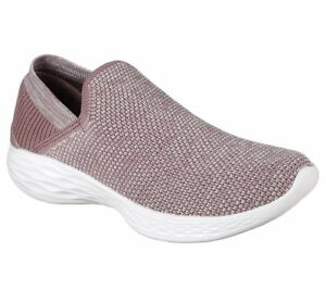 14958 Mauve You By Skechers shoes Women Slipon Active Comfort Casual Sporty Walk