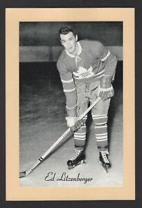 1944-63-Beehive-Group-II-Toronto-Maple-Leafs-Photos-419-Ed-Litzenberger