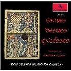 Anonymous, Carmina Burana - Satires, Desires & Excesses (1993)