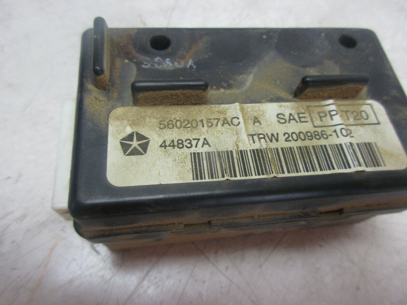 56020157AC TIMING AND CONTROL MODULE Chrysler