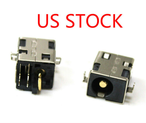 3 pcs US stock Asus X301A X401A X501A DC Power Jack Socket Connector Port
