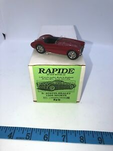 Rapide-Sun-Motor-1-43-Austin-Healey-100S-Sports-Handmade-Resin-Model-Car-Eng