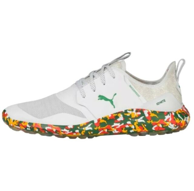 Puma Rickie Fowler Ignite NXT Arnold Palmer Golf Shoes Spikeless Multiple  Sizes