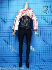 Sideshow 1:6 Anna Valerious Van Helsing Figure - Muscular Body + Clothing + Boot