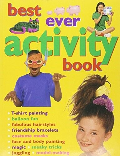 Excellent, Best Ever Activity Book, , Nick, Book