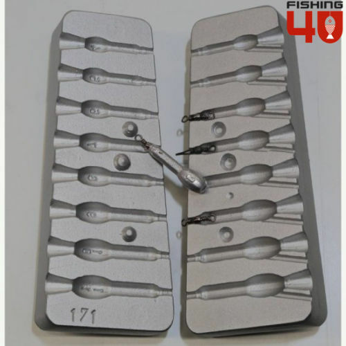 Drop Shot Mould 4-5-6-7-8-9-10-11gr /Fishing Lead Mold/Carp,Sea,River Fishing