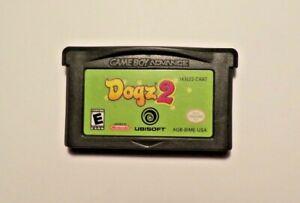 Nintendo-Gameboy-Advance-DOGZ-2-No-Manual-No-Box-Tested