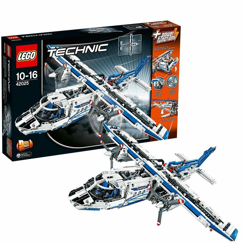 Brand Nuovo Lego technique cargo planes 42025 Best Deal From Japan