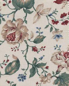 Longaberger-Heirloom-Floral-Small-Canister-Liner-NIP