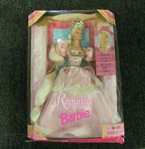 Mattel-17646-Rapunzel-Barbie-NIB