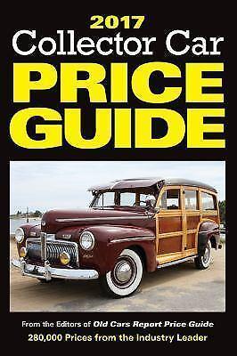 collector car price guide 2017 collector car price guide from the rh ebay com classic car price guide book classic car price guide automobiles