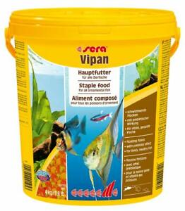 SERA-VIPAN-a-Granel-COMIDA-para-PECES-tropicales-ACUARIO-escamas-Alimento