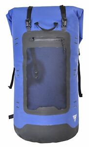 Navy Waterproof portage 100l Seattle Sports Class Iv Pack