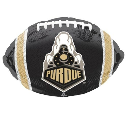 "College Balloons 17/"" Purdue Boilermakers Football Balloon"