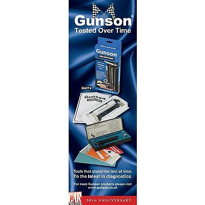 GUNSON COLORTUNE 14MM plug MOST COMMON BEST SPARK PLUG MIXTURE TESTER TOOLKIT