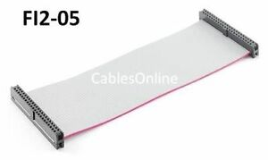 CablesOnline-5-034-IDE-44-Pin-Amiga-A1200-A600-Laptop-2-5-034-Hard-Drive-Ribbon-Cable