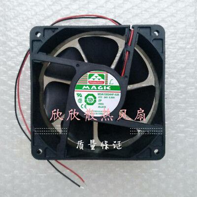 1 PCS XINRUILAN Fan RAH1238S2 AC 100-125V 50/60 0.30A 12038 12CM 2 WireBCANA - EPARNA