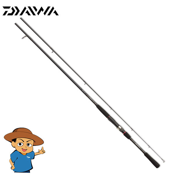 Daiwa LIBERTY CLUB 86L Light 8'6  casting fishing spinning rod pole JAPAN