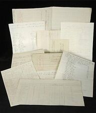 1807 | ORIGINAL survivor lists HMS AJAX disaster | royal NAVY | capt blackwood