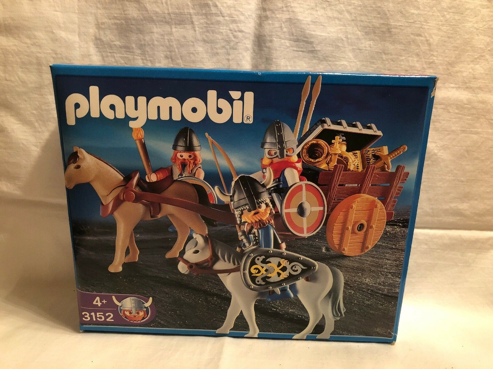 3152 Playmobil Vikings Set (NIB)