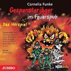 Gespensterjäger 02 im Feuerspuk von Cornelia Funke (2010)
